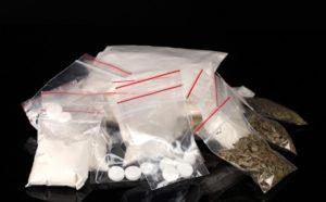 Drug trafficking and distribution